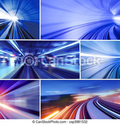 Transportación - csp3981532