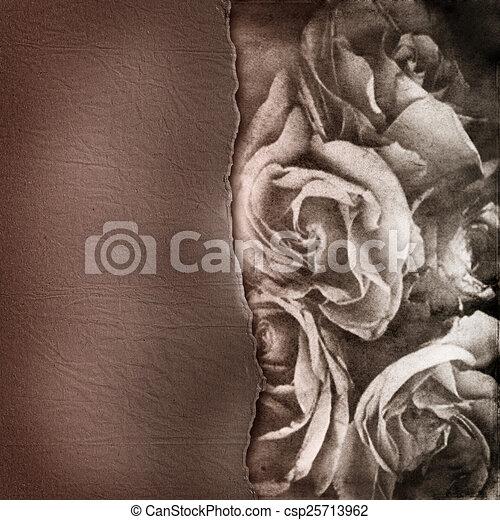 Trasfondo abstracto grunge - csp25713962