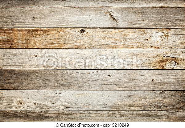 Trasfondo de madera de granero rústico - csp13210249