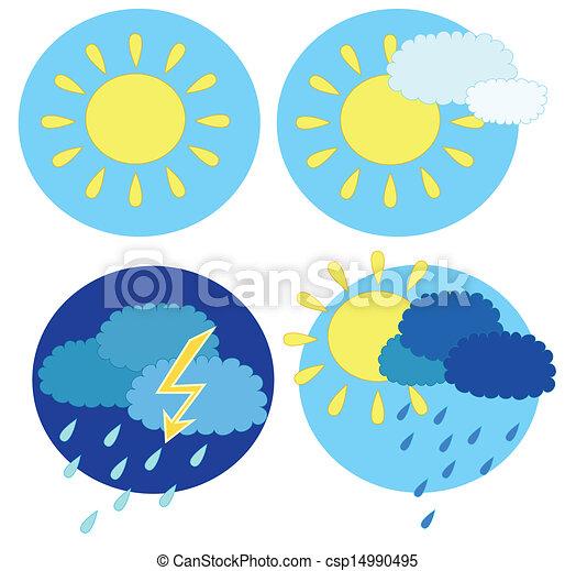 Un clima diferente - csp14990495