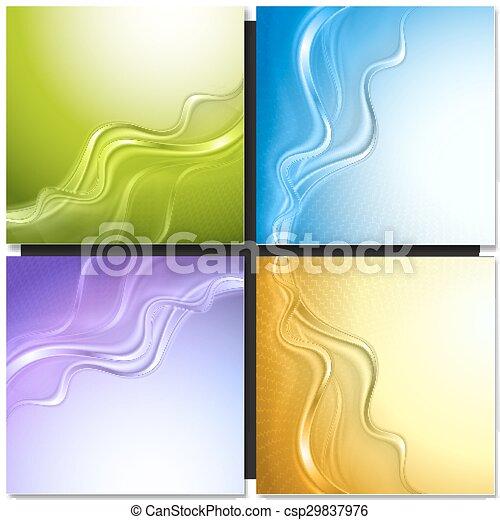 Un conjunto de vectores abstractos - csp29837976