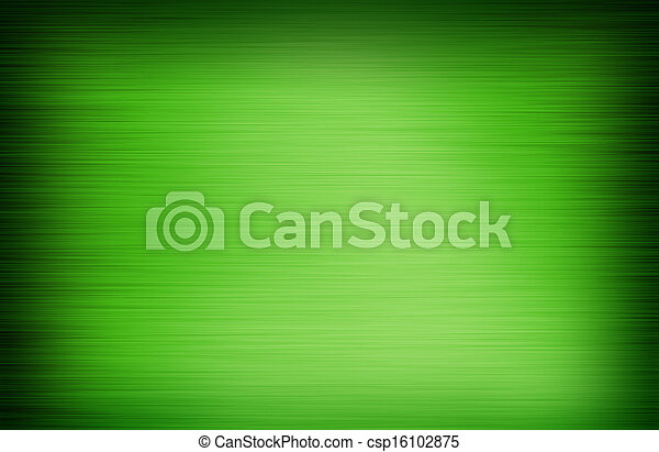 Un fondo abstracto verde - csp16102875