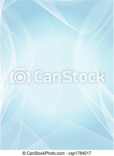 Un fondo con líneas abstractas y lisas - csp1784017