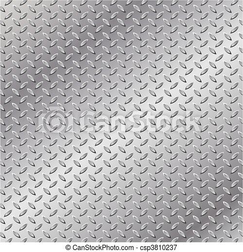 Un fondo de metal - csp3810237