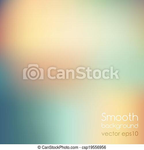 Un fondo suave y colorido - csp19556956