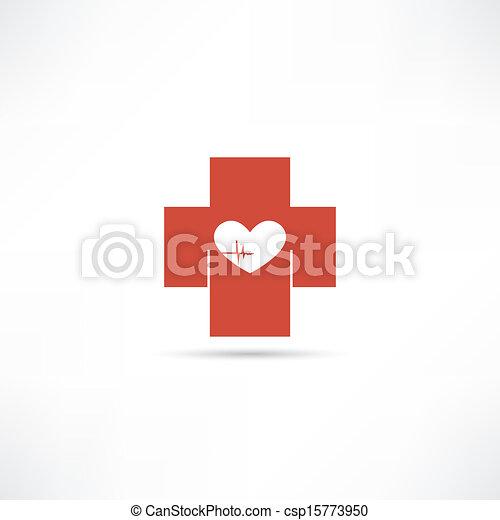 Un icono de la salud - csp15773950