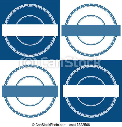 Un juego de sellos - csp17322566