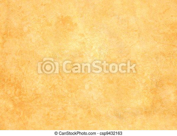 Un viejo fondo de papel grunge - csp9432163