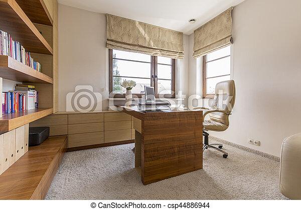 Una oficina cómoda - csp44886944