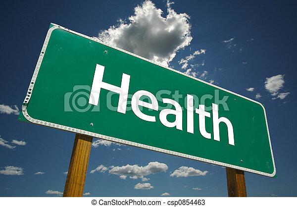 Una señal de salud - csp0854463