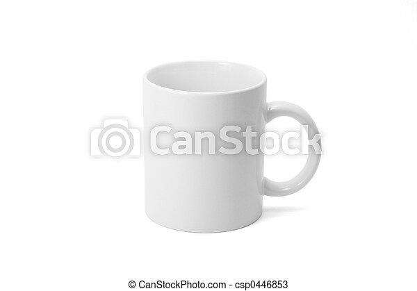 Una taza de café - csp0446853