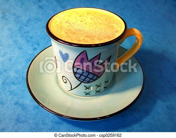 Una taza de café - csp0259162