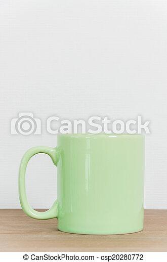Una taza de café - csp20280772