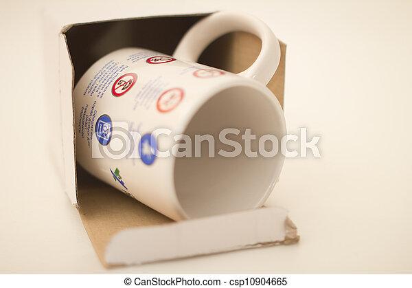 Una taza de recuerdo - csp10904665
