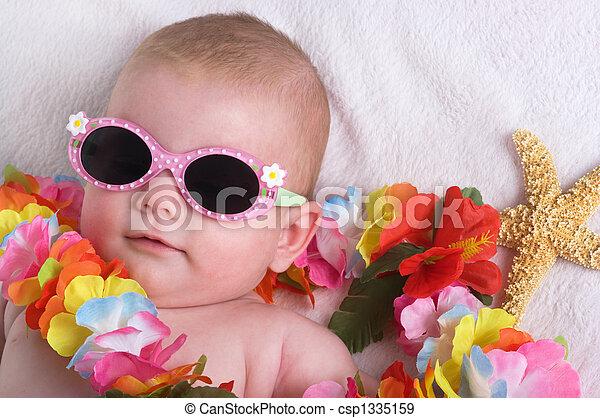 Vacaciones tropicales - csp1335159