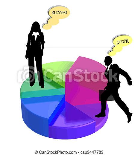 Vector de negocios - csp3447783