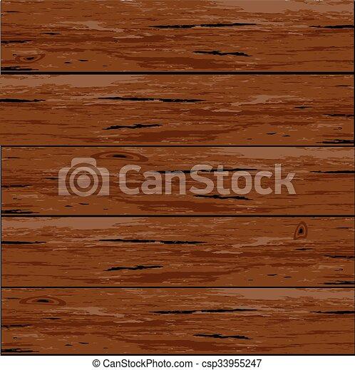 Vector de textura de madera - csp33955247