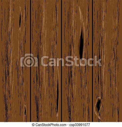 Vector de textura de madera - csp33991077