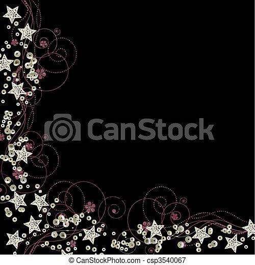 Vector estelar - csp3540067