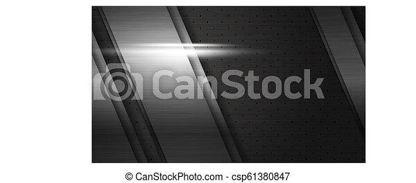 Ilustración de vector de vector de origen metal - csp61380847