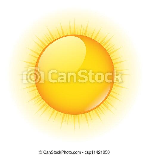 El sol del vector - csp11421050