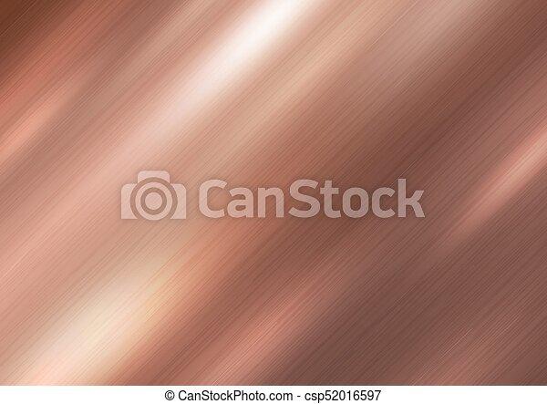 Ilustración de vectores de vector de origen de cobre - csp52016597