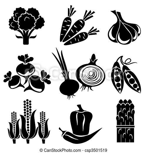 Vegetales - csp3501519