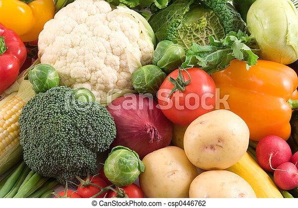 Vegetales - csp0446762
