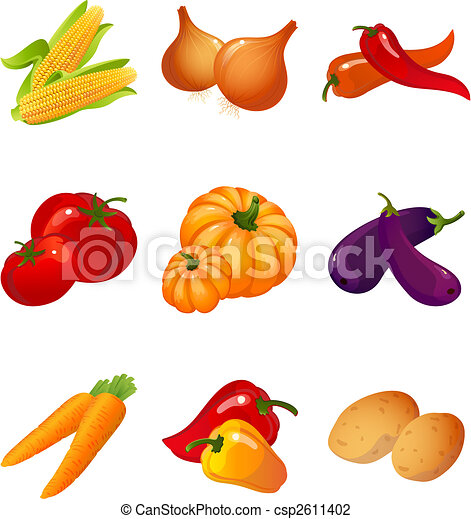 Vegetales - csp2611402