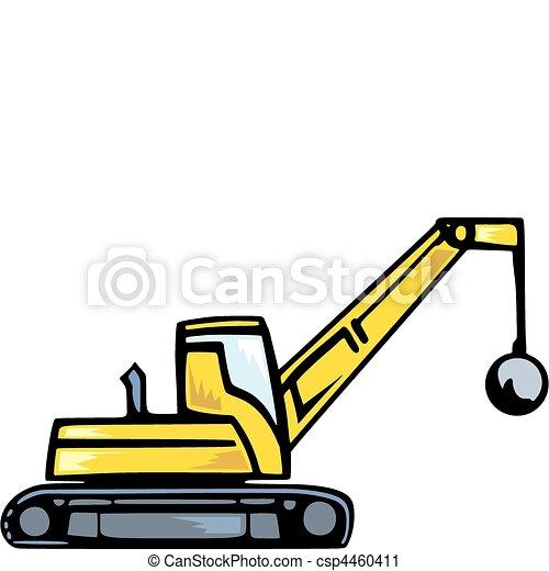 Vehículos de construcción - csp4460411