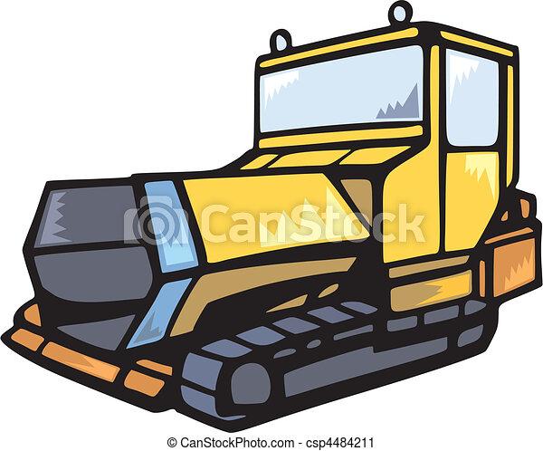 Vehículos de construcción - csp4484211