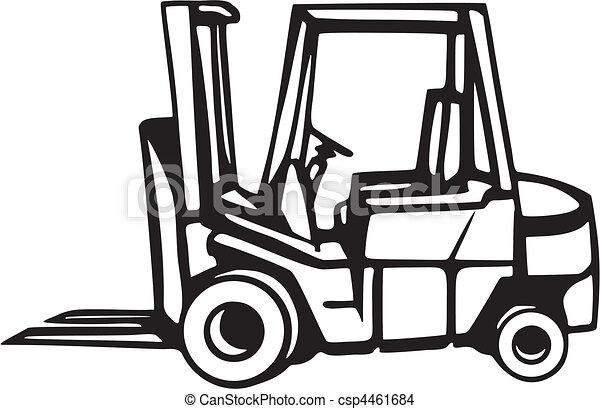Vehículos de construcción - csp4461684