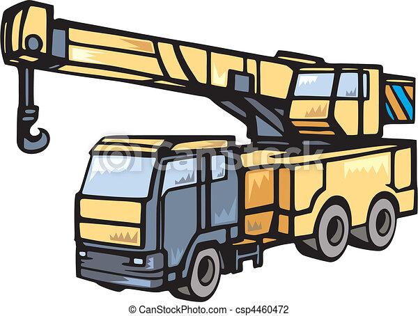 Vehículos de construcción - csp4460472