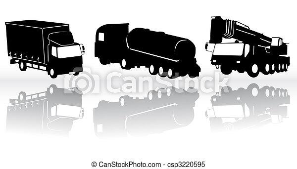 Vectores de construcción - csp3220595