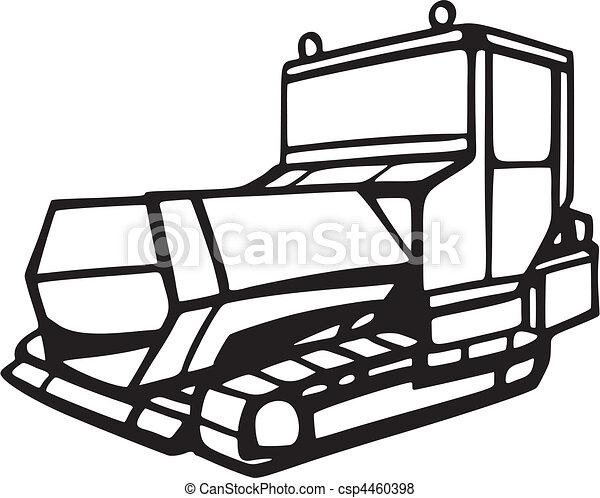 Vehículos de construcción - csp4460398