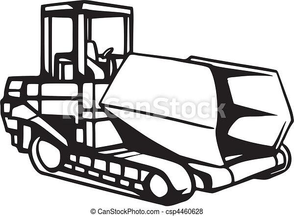 Vehículos de construcción - csp4460628
