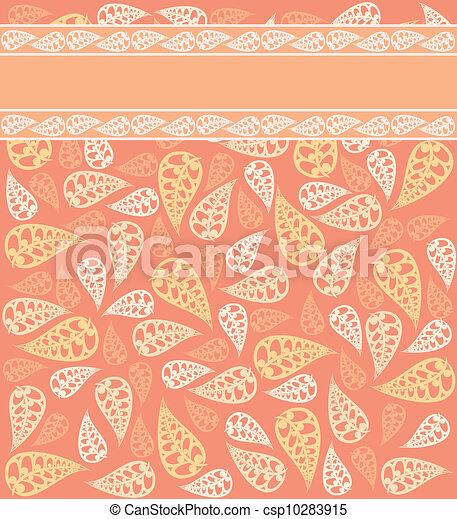 Un fondo de tapicería - csp10283915