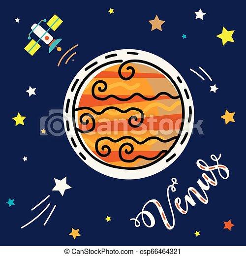 Venusplanetspace - csp66464321