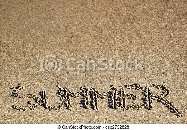 Summer - csp2732828