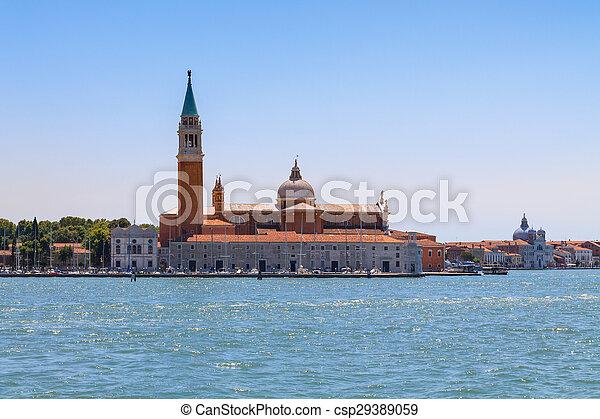 Venecia en verano - csp29389059