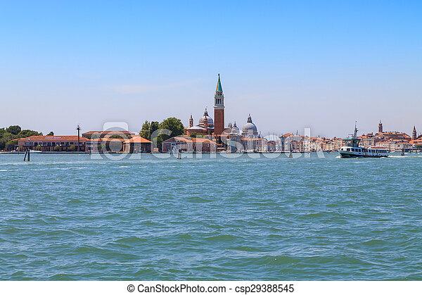 Venecia en verano - csp29388545