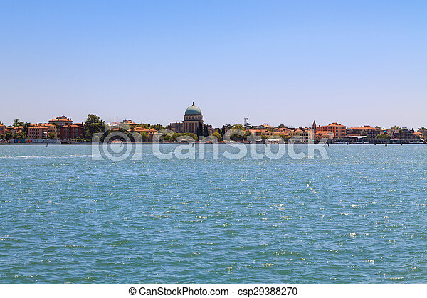 Venecia en verano - csp29388270