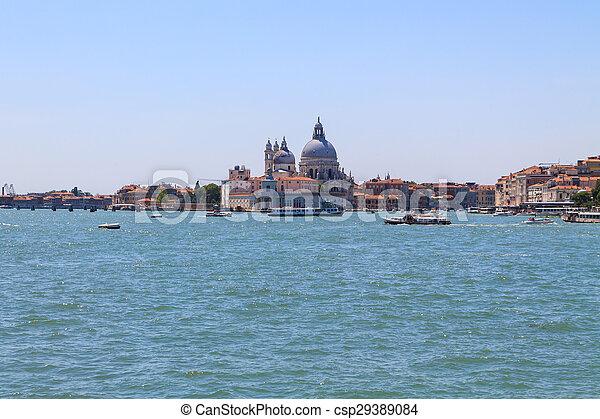 Venecia en verano - csp29389084