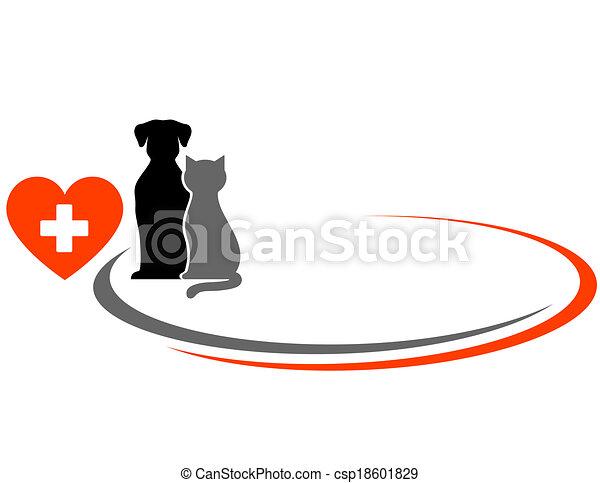 Antecedentes veterinarios con animales - csp18601829