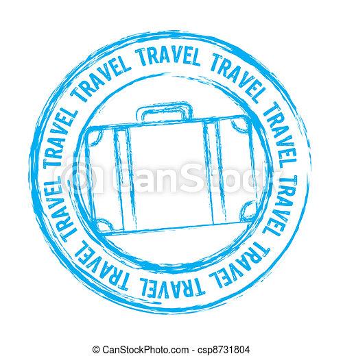 Vector de viajes - csp8731804