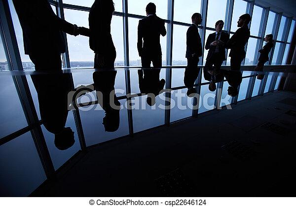 Vida de negocios - csp22646124