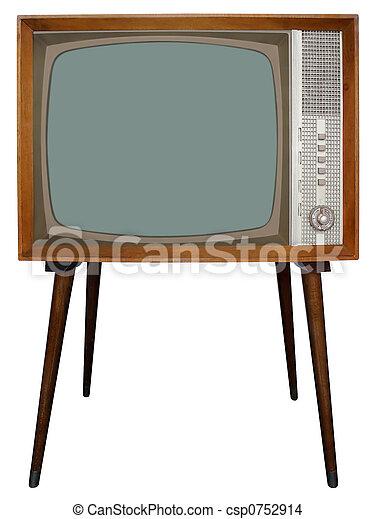 Vieja TV - csp0752914