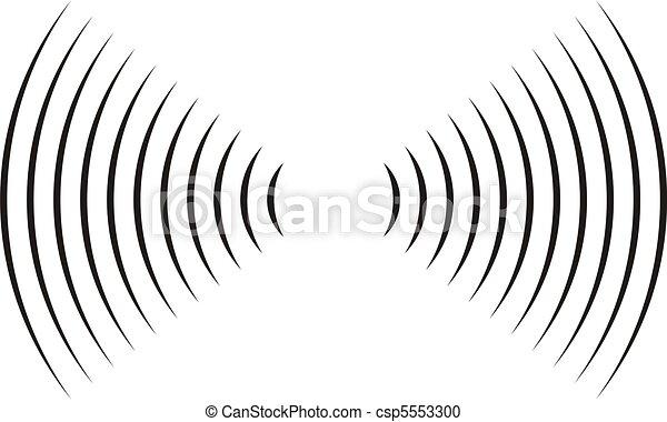 Rayos de radio - csp5553300