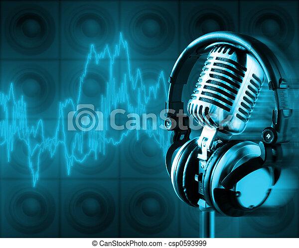Energía musical (plícate camino, XXL) - csp0593999