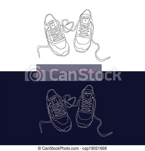 Zapatillas - csp19021668